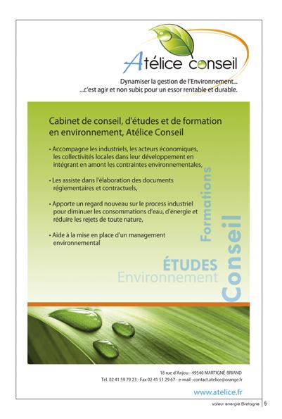Cabinet de conseil d 39 tudes et de formation en environnement valeur energie bretagne - Cabinet de conseil en energie ...