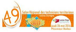 Salon des techniciens territoriaux 49ème Congrès régional Jeudi 26 mai 2016
