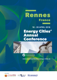 ENERGY CITIES RENNES 2018